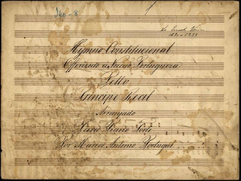 Nationalhymne Portugal Text Deutsch
