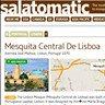 Religon: Moschee in Lissabon