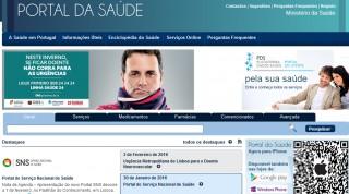 Gesundheit: Portal da Saúde