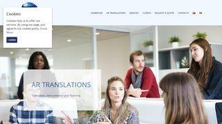 AR Translations