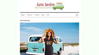 Mietwagen: Auto Jardim