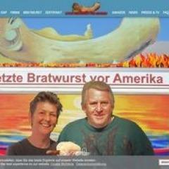 letzte Bratwurst vor Amerika