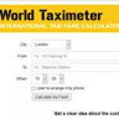 Taxi: World Taximeter