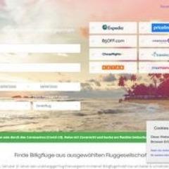 """Airlines/Reisen: """"billigflieger.de"""""""