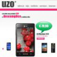 Telefon, Internet und Handy: Uzo