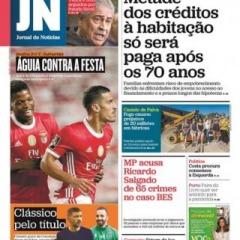 """Presse: """"Jornal de Notícias"""""""