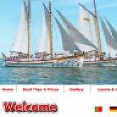 "Algarve-Tipp: Lagos - Segeltour mit der ""Bom Dia"""