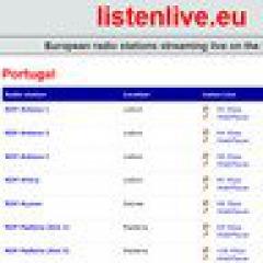 """Radio online: """"listen live"""""""