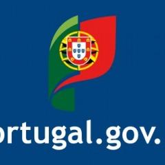 "Portugiesische Regierung - ""Governo do Portugal"""