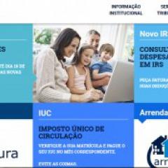 Steuern: Portal das Finanças