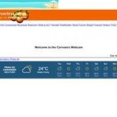 Webcam: Carvoeiro