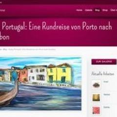 von Porto nach Lissabon