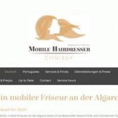 Deutsche Friseurin Westalgarve