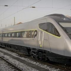 "Bahnverkehr: ""CP"" - Caminhos de Ferro Portugueses"