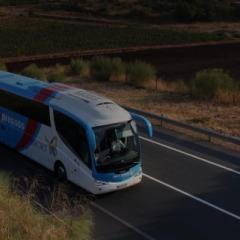"""Busverkehr: """"RENEX - Rede Nacional de Transportes"""""""