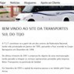 "Busverkehr: ""TST - Transportes Sul do Tejo"