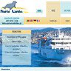 Fähre Madeira -> Porto Santo
